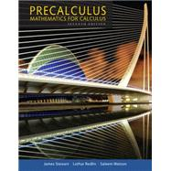 Precalculus Mathematics for Calculus by Stewart, James; Redlin, Lothar; Watson, Saleem, 9781305071759