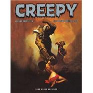 Creepy Archives 17 by Alcazar, Vicente; Bea, Jose; Bermejo, Luis; Blazquez, Joaquin; Corben, Richard, 9781616551759