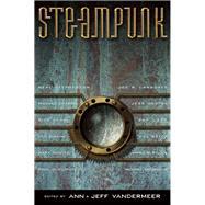 Steampunk by VanderMeer, Ann; VanderMeer, Jeff, 9781892391759