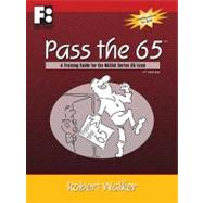 Pass the 65 by Walker, Robert, 9780912301761