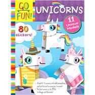 Go Fun! Unicorns by Accord Publishing, 9781449431761