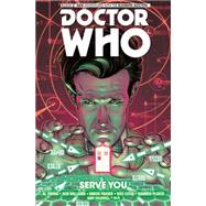 Doctor Who: The Eleventh Doctor Vol.2 by EWING, ALWILLIAMS, ROB, 9781782761761