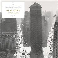 New York in Photographs 2017 Wall Calendar by Metropolitan Museum of Art, The, 9781419721762