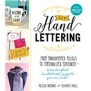 DIY Handlettering by Averinos, Melissa; Korll, Asharae, 9781440581762