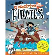 Creativity on the Go: Pirates by Pinnington, Andrea, 9781783121762