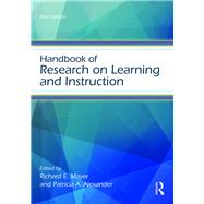Handbook of Research on Learning and Instruction by Mayer; Richard E., 9781138831766