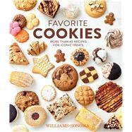 Favorite Cookies by Williams Sonoma; Breakey, Annabelle, 9781681881768