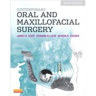 Contemporary Oral and Maxillofacial Surgery by Hupp, James R., 9780323091770