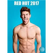 Red Hot 2017 Calendar by Knights, 9783959851770