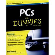 PCs for Dummies by Gookin, Dan, 9781119041771