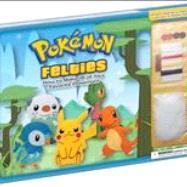 Pokemon Felties by Pikachu Press, 9781604381771