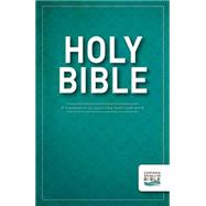 Holy Bible: Common English Bible, Thinline by Common English Bible, 9781609261771