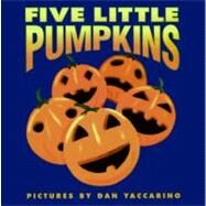 5 LITT PUMPKINS             BB by PUBLIC DOMAIN, 9780694011773