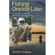 Fishing Oneida Lake by Rybaak, Spider, 9781580801775