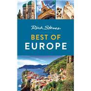 Rick Steves Best of Europe by Steves, Rick, 9781631211775