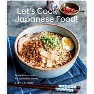 Let's Cook Japanese Food! by Kaneko, Amy; Pick, Aubrie, 9781681881775