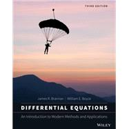 Differential Equations by Brannan, James R.; Boyce, William E.; McKibben, Mark A. (CON), 9781118531778