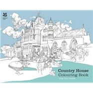 The Country House Colouring Book by Adams, Amy Jane, 9781909881778