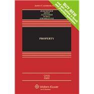 Property: Concise Edition (Aspen Casebook) by Dukeminier, Jesse; Krier, James E.; Alexander, Gregory S.; Schill, Michael H.; Strahilevitz, Lior Jacob, 9781454881780