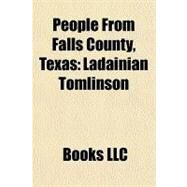 People from Falls County, Texas : Ladainian Tomlinson by , 9781156261781