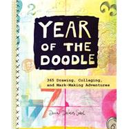 Year of the Doodle by Sokol, Dawn, 9781617691782
