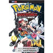 Pokémon Adventures: Black and White, Vol. 3 by Kusaka, Hidenori; Yamamoto, Satoshi, 9781421561783