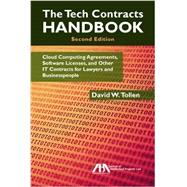 The Tech Contracts Handbook by Tollen, David W., 9781634251785