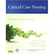 Critical Care Nursing: Diagnosis and Management by Urden, Linda D., 9780323091787