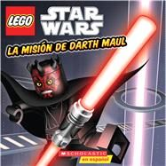 La misión de Darth Maul (LEGO Star Wars) by Landers, Ace; White, David A., 9780545851787