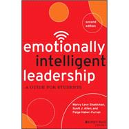 Emotionally Intelligent Leadership by Shankman, Marcy Levy; Allen, Scott J.; Haber-curran, Paige, 9781118821787