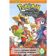 Pokémon Adventures: Diamond and Pearl/Platinum, Vol. 11 by Kusaka, Hidenori; Yamamoto, Satoshi, 9781421561790