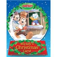 Disney Mickey's Christmas Carol by Roth, Megan (ADP); Loter, John, 9780794441791