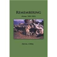 Remembering by Ottley, Dennis J., 9781480961791