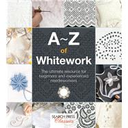 A-Z of Whitework by Bumpkin, Country, 9781782211792