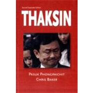 Thaksin by Phongpaichit, Pasuk, 9789749511794