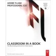 Adobe Flash Professional CS5 Classroom in a Book by Adobe Creative Team, 9780321701800