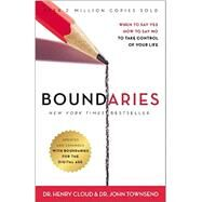 Boundaries by Cloud, Henry, Dr.; Townsend, John, Dr., 9780310351801