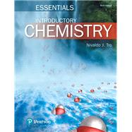 Introductory Chemistry Essentials by Tro, Nivaldo J., 9780134291802