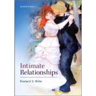 Intimate Relationships by Miller, Rowland, 9780077861803
