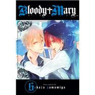 Bloody Mary 7 by Samamiya, Akaza, 9781421591803