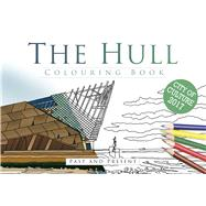 The Hull Colouring Book by History Press, 9780750981804