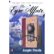 The Eyre Affair A Thursday Next Novel by Fforde, Jasper, 9780142001806