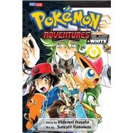 Pokémon Adventures: Black and White, Vol. 4 by Kusaka, Hidenori; Yamamoto, Satoshi, 9781421561806
