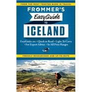 Frommer's EasyGuide to Iceland by Gill, Nicholas, 9781628871807