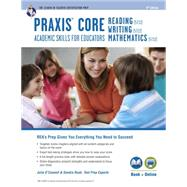 Praxis Core by Rush, Sandra; O'Connell, Julie, 9780738611808