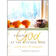 Finding God at the Kitchen Sink Search for Glory in the Everyday Grime by Paulus, Maggie, 9780802411808