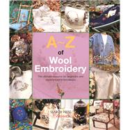 A-Z of Wool Embroidery by Bumpkin, Country, 9781782211808