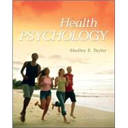 Health Psychology by Taylor, Shelley, 9780077861810