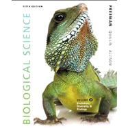 Biological Science Volume 2 by Freeman, Scott; Quillin, Kim; Allison, Lizabeth, 9780321841810
