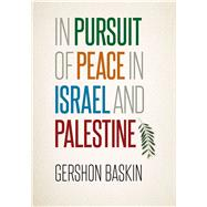In Pursuit of Peace in Israel and Palestine by Baskin, Gershon, 9780826521811